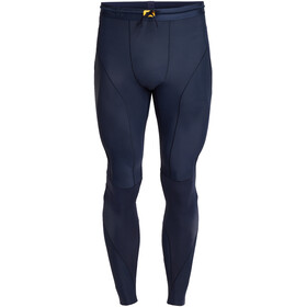 Skins Series-5 Long Tights Men, navy blue